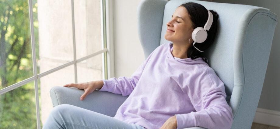 escuchar musica como terapia